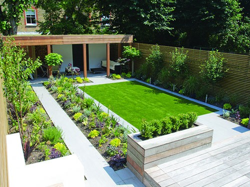Outdoor space and gardens