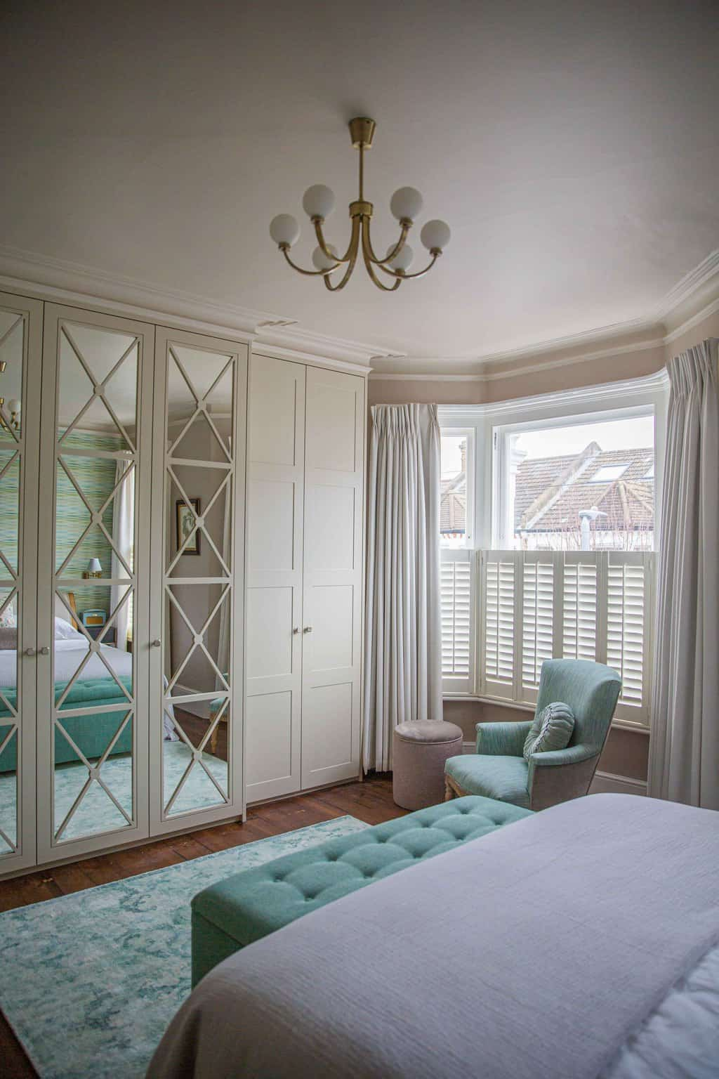 Balham Master Bedroom