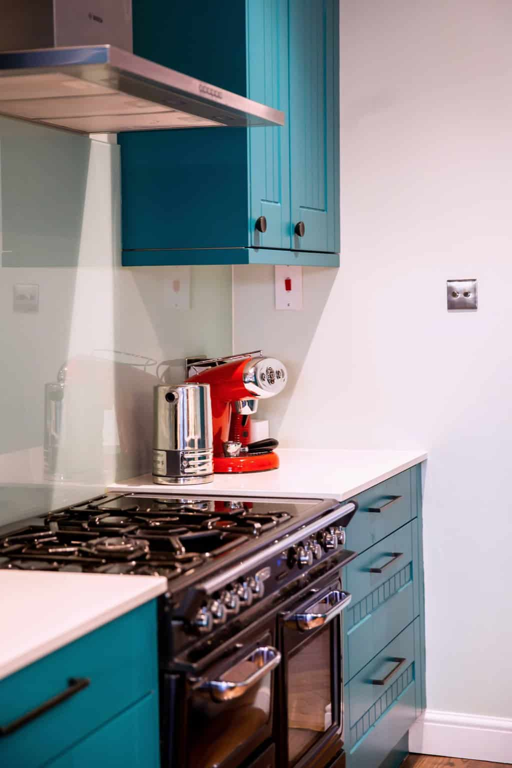kitchen refresh, clapham, SW4, update,