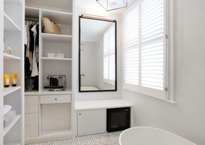 Battersea SW11 - Bathroom Mirror