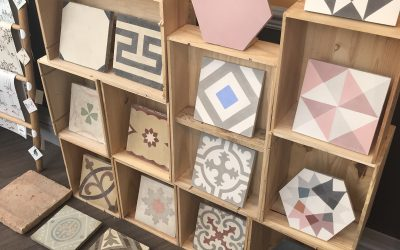Spanish history, warmth, colour & vibrancy – all in a tile