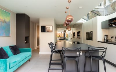 Case Study – Battersea House – Update and Modernise