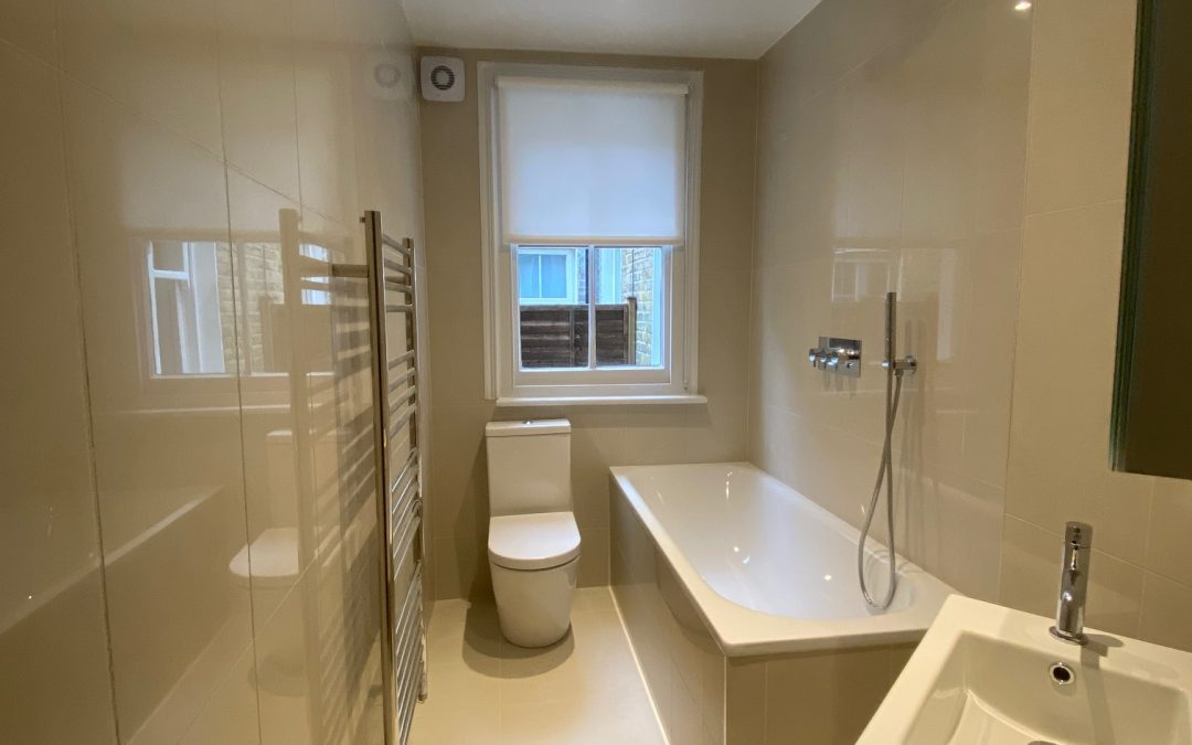 Before and After – Bathroom