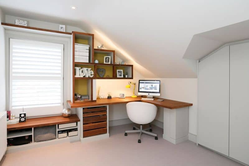 Home Office Design – space to work, study, play and relax