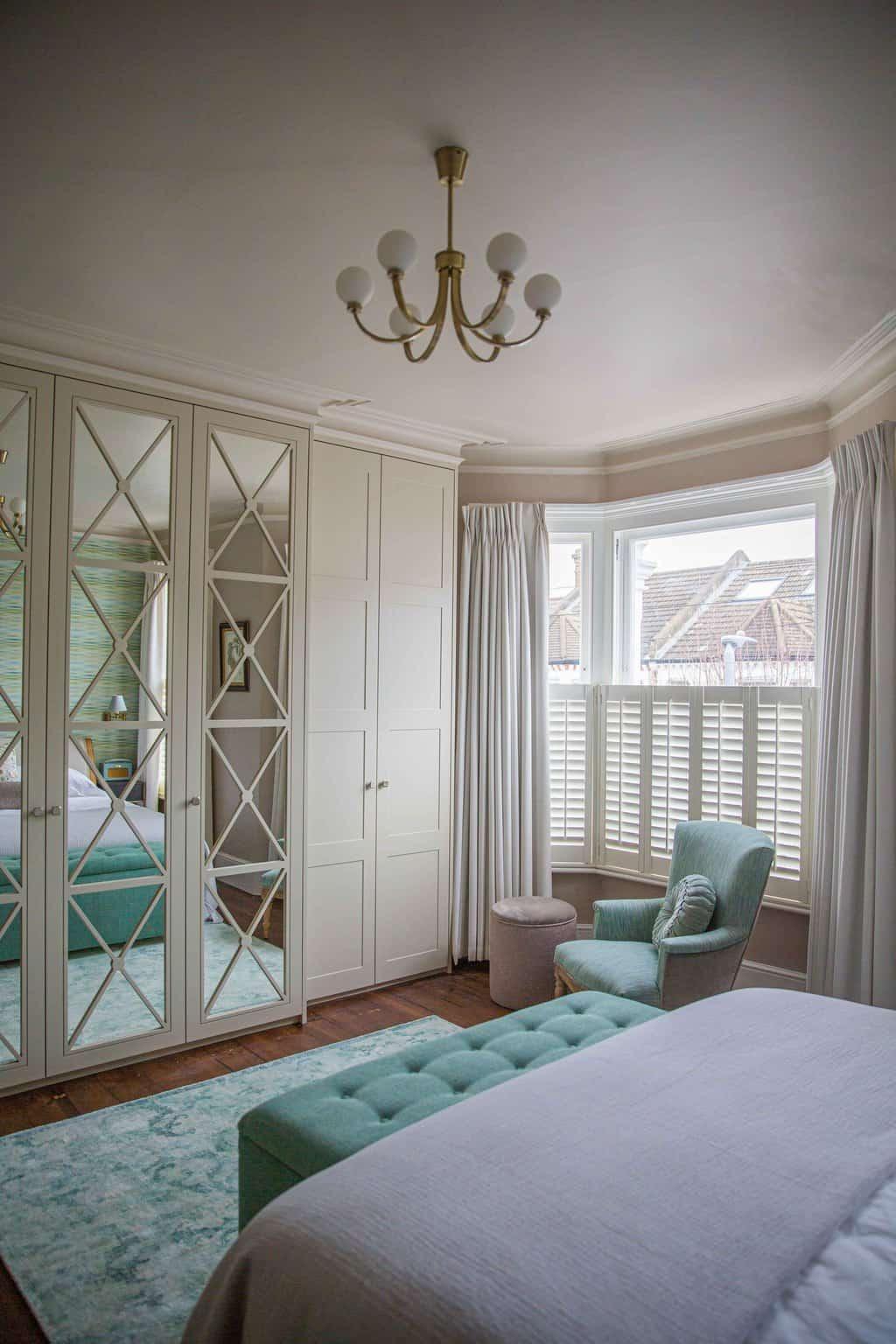 Master Bedroom & Reception Rooms Balham
