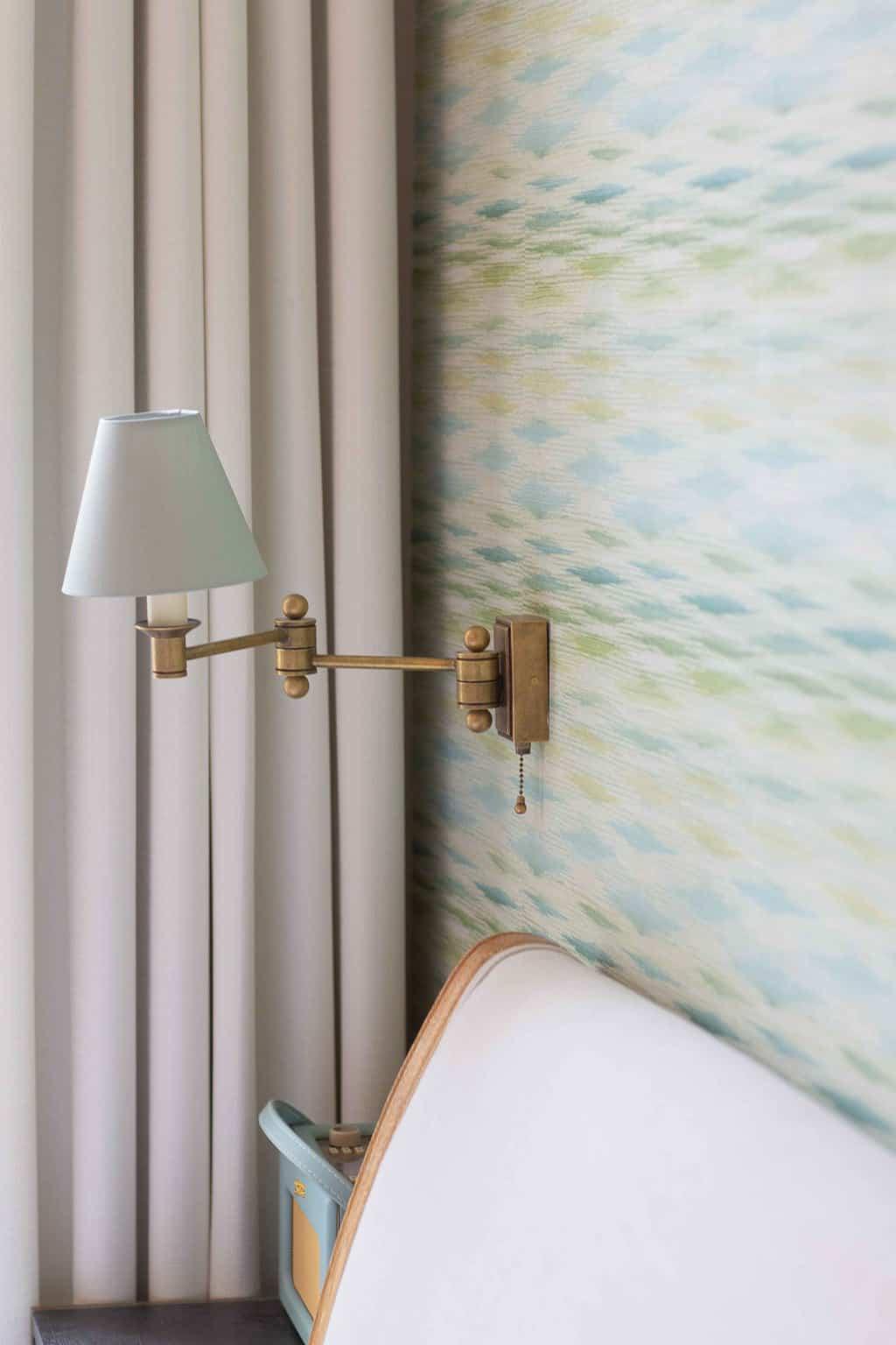 master bedroom, interior design, balham, SW12
